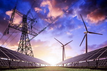 New Shift in Renewable Energy Vs. Natural Resources